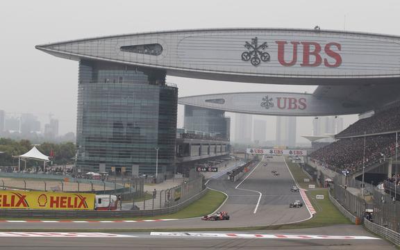 Gran Premio di Cina di Formula 1, Shanghai.