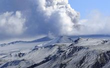 Iceland's Eyjafjallajokull volcano erupted in 2010, affecting millions of travelers.