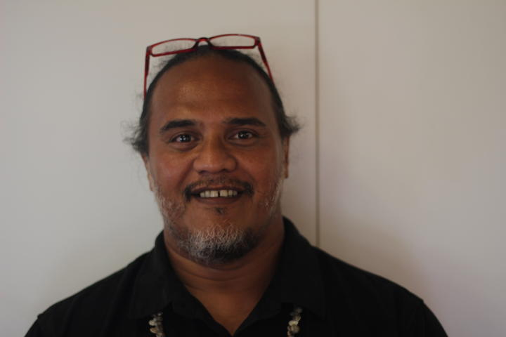 Steve Laufilitoga Maka is excited to showcase Wallis and Futuna at the Diversity Festival