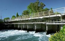 Mighty River Power hydro dam