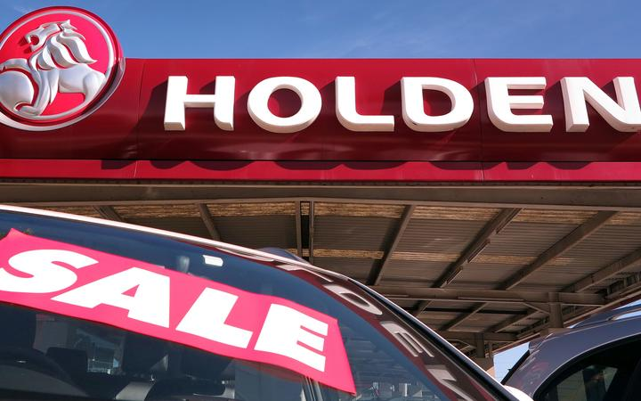 Holden To Stop Selling Cars In Australia