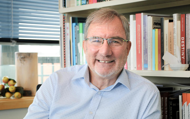 Professor Paul Spoonley says it's impossible to measure the full scale of hate speech.