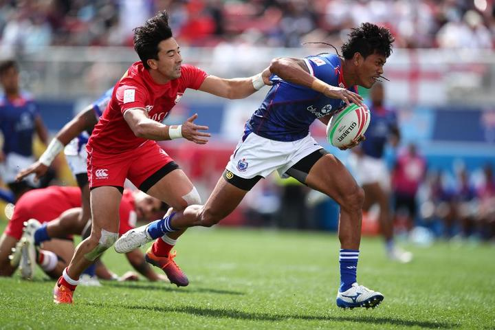 John Vaili has been ruled out of the Vancouver Sevens with injury.