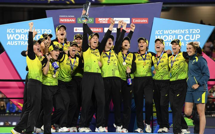 Australian women thrash India to win their fifth Twenty20 World Cup