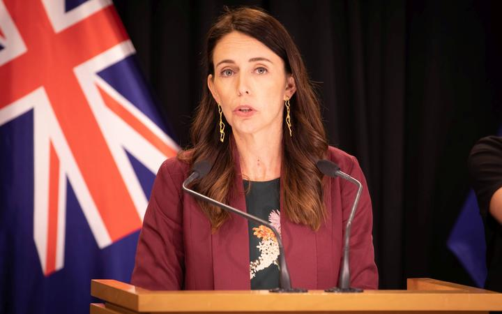 Borders closed to non-NZ citizens or residents