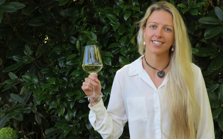 A Marlborough wine maker, Sophie Parker-Thomson is in the final stage of study towards her goal of achieving qualification from the Institute of Masters of Wine.
