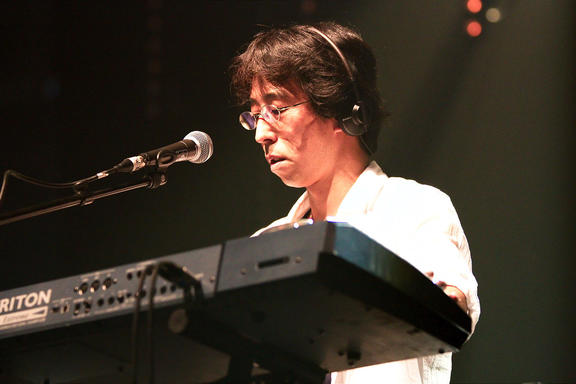 Video game music composer Noriyuki Iwadare