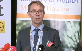 Director-General of Health Ashley Bloomfield