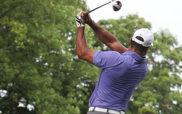 Tiger Woods chase for major titles has stalled at 14 with on going back problems.
