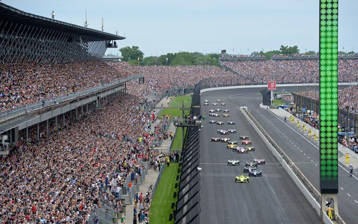 103rd running of the Indianapolis 500 at the Indianapolis Motor Speedway 2019.
