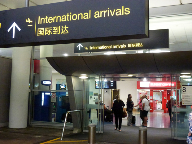 Auckland International Airport reported a 10.5 percent increase in underlying profit to $170 million for the year ended June this year.