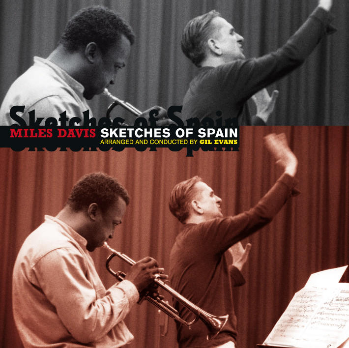 'Sketches of Spain' the 1960 album by Miles Davis and Gil Evans