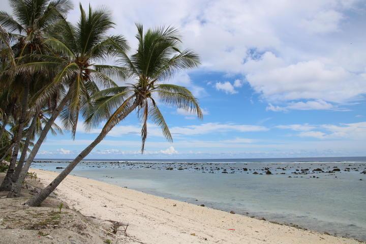 Nauru's thriving, again