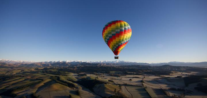 Ballooning Canterbury are based in Hororata in the Selwyn District.