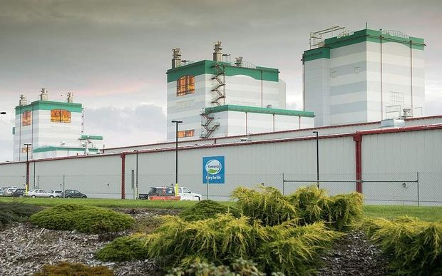 About $157 million will be invested at the company's Edendale plant in Southland.