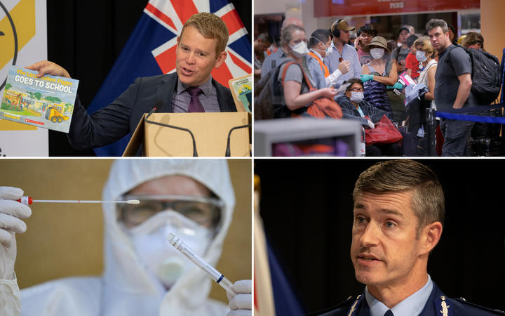 Covid-19: The key developments in New Zealand from April 8