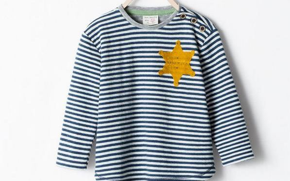 The Zara children's pyjama which is being withdrawn.