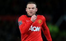 Manchester United and England footballer Wayne Rooney.