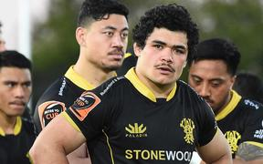 Du'Plessis Kirifi captained Wellington in last year's Mitre 10 Cup final loss to Tasman.