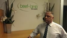Beef and Lamb New Zealand general manager of market access Ben O'Brien.