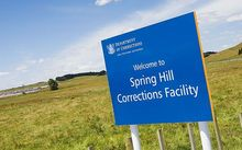 A riot at Spring Hill Prison last year led to about $4 million of damage.