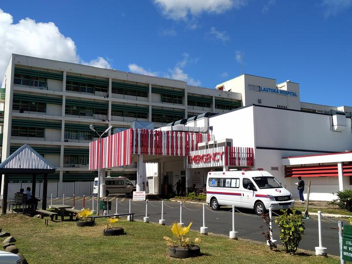 Lautoka Hospital.