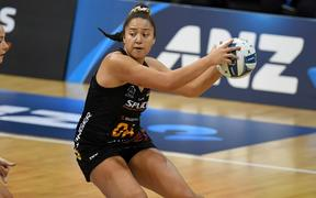 Abigail Latu-Meafou playing for the Magic.