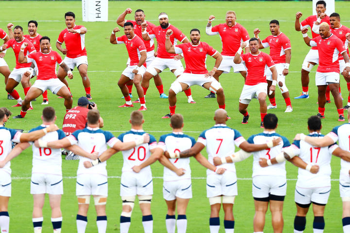 The 'Ikale Tahi ended their 2019 Rugby World Cup campaign on a winning note against the USA.