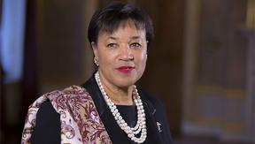 Patricia Scotland is the Secretary-General of the Commonwealth Secretariat.