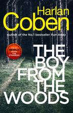 Harlan Coben Boy From The Woods cover