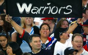 New Zealand Warriors fan