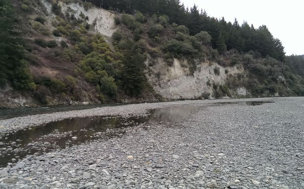 Parts of the Mohaka River run through Lochinver Station.