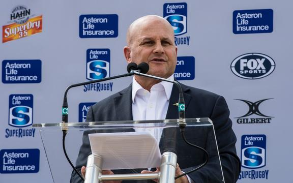 Australian rugby administrator Rob Clarke.
