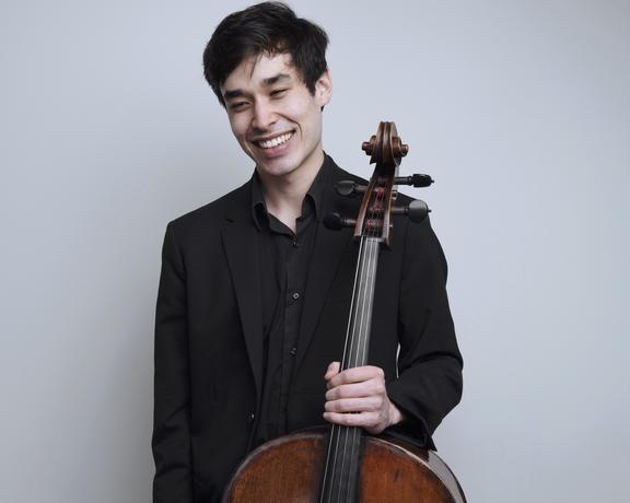 Richard Narroway, Lecturer in Cello at the Melbourne Conservatorium of Music.