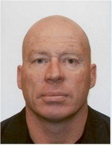Police released an image of John Tully, who is being sought after the Ashburton shooting.
