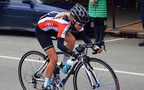 Nelson cyclist Niamh Fisher-Black