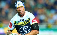 North Queensland's Johnathan Thurston