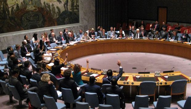 New Zealand is seeking one of the two vacant seats on the UN Security Council.