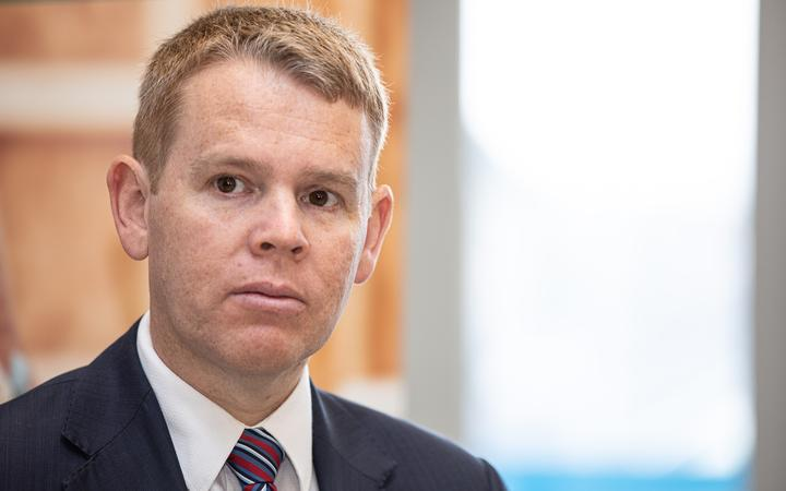 Education Minister Chris Hipkins