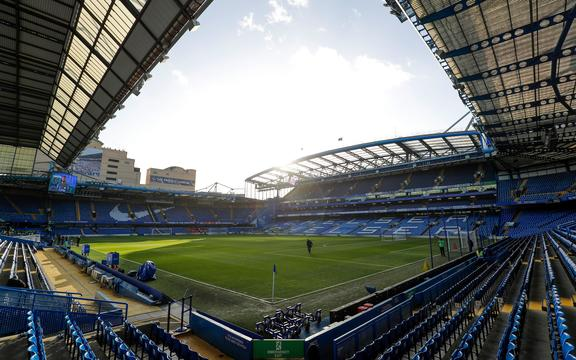 Stamford Bridge, Chelsea Football club.