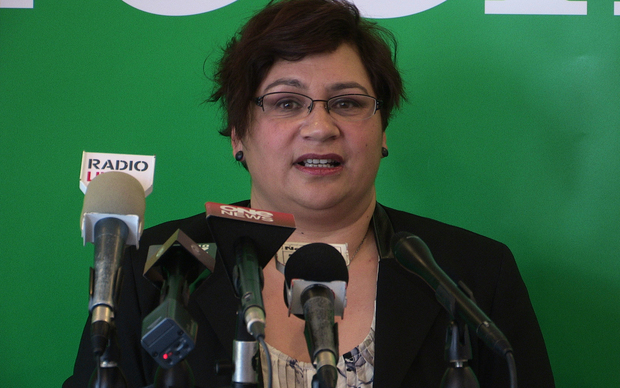 Metiria Turei said the Greens aimed to ensure all workers had enough money to live on.