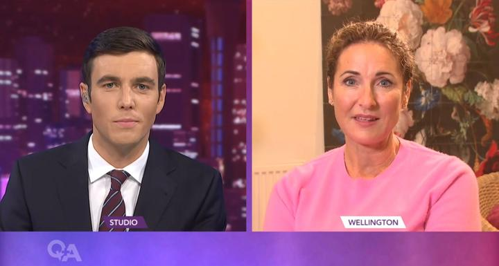 Stuff CEO Sinead Boucher tells Q+A's Jack Tame about the $1