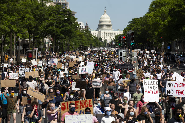 Protests continue in the U.S.A | RNZ
