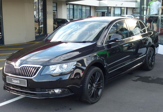 Skoda Superb TDI 103 which uses 5.2 litres per 100kms