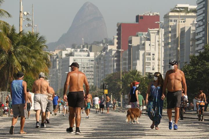 Global coronavirus cases top 7 million as outbreak grows in Brazil, India