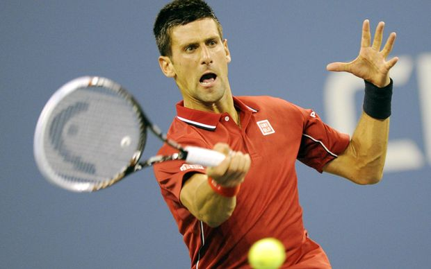 Novak Djokovic has advanced to the US Open semi finals.