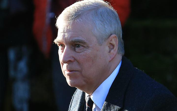 Prince Andrew wanted by United States  government for questioning over Jeffrey Epstein allegations
