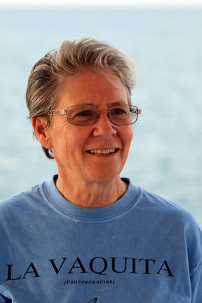 California-based marine biologist, Dr Barbara Taylor, who peer-reviewed the Government's Maui and Hector's dolphin threat management plan