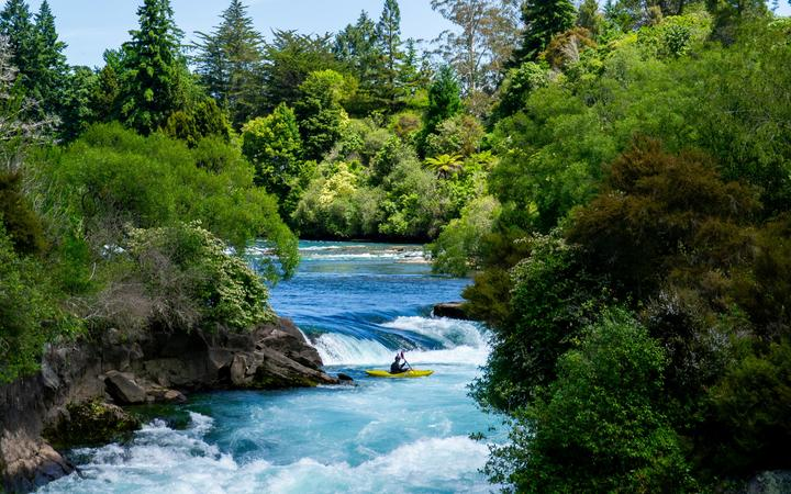 Auckland's use of Waikato River to be fast-tracked - government - RNZ