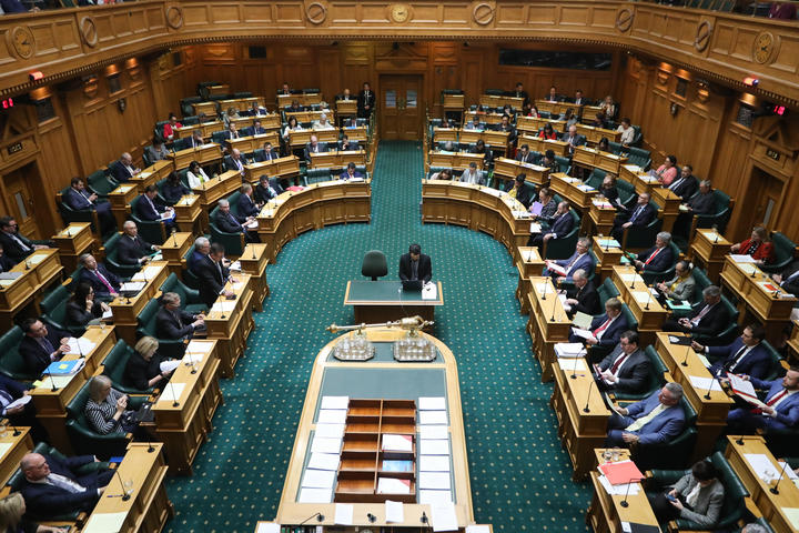 The House: Parliament's debating chamber